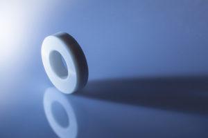 Ring aus technischer Keramik