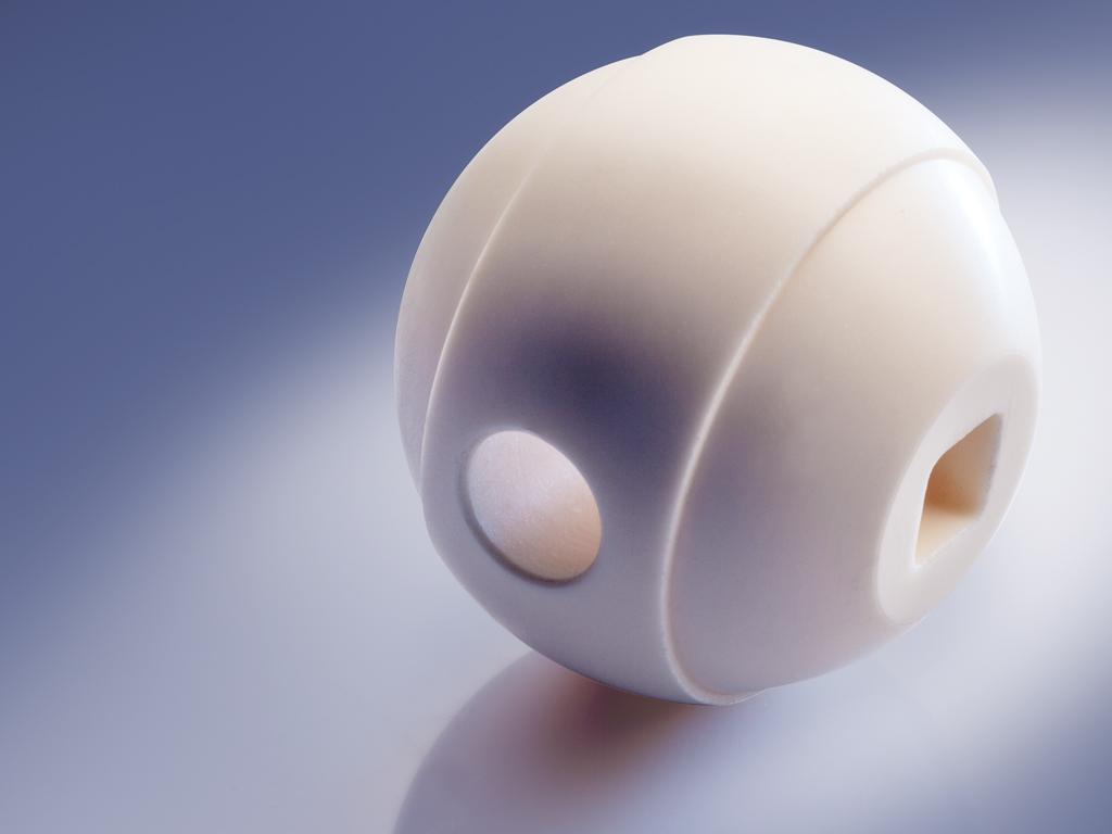 Schaltkugel aus Hochleistungs-Keramik