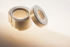Ringe aus technischer Keramik für den Einsatz im Anlagen- und Maschinenbau