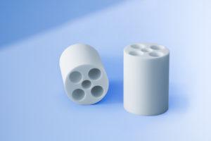 Kalibrierkörper für thermische Vergleichsmessungen